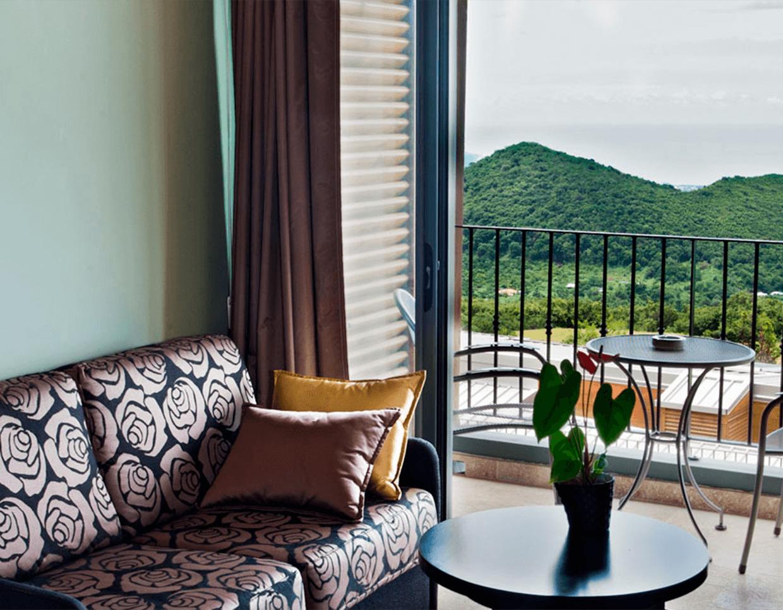 chambre-classique-1 - Hôtel Diana DEA Lodge