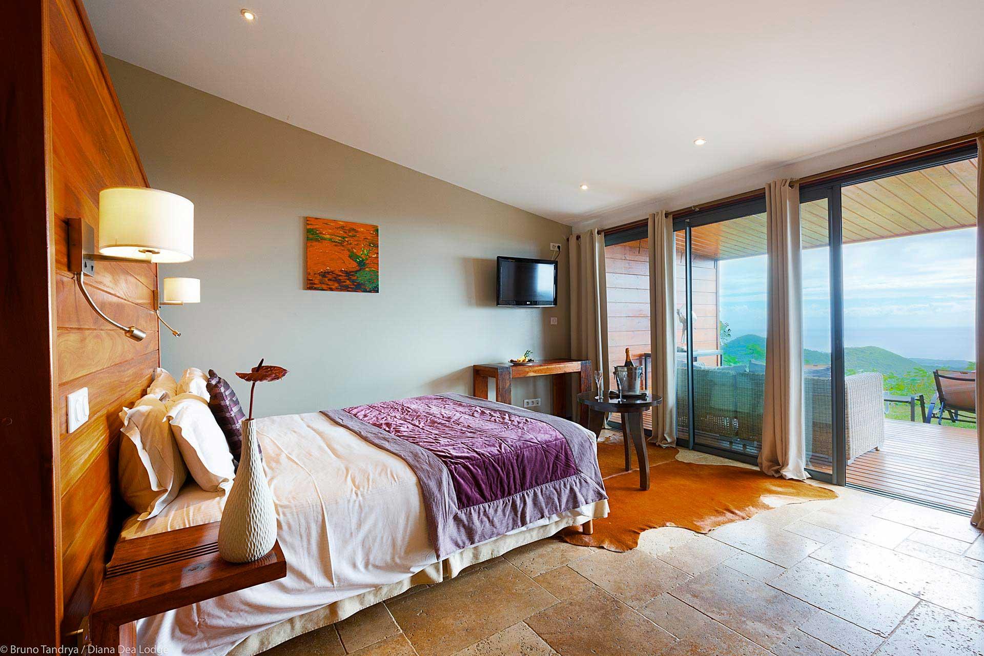 Chambre-Privilège-BRUNO-TANDRYA - Hôtel Diana Dea Lodge