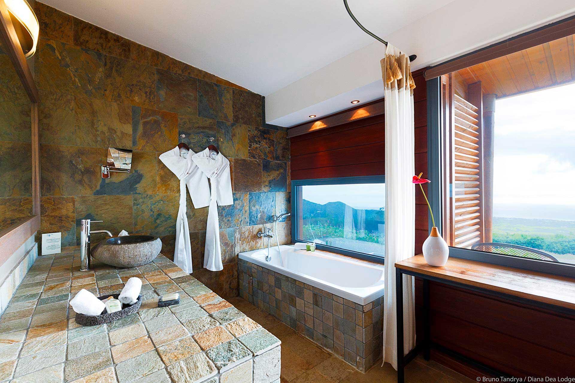 Chambre classique supérieure - Diana Dea Lodge - Hotel Île de la Réunion