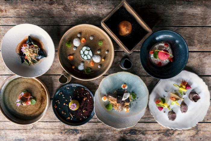 Diana Dea Lodge : coffret gourmand